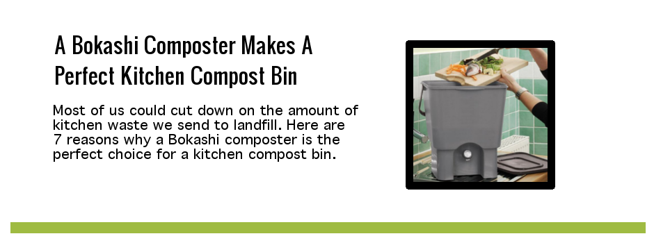 Perfect Kitchen Compost Bin Image
